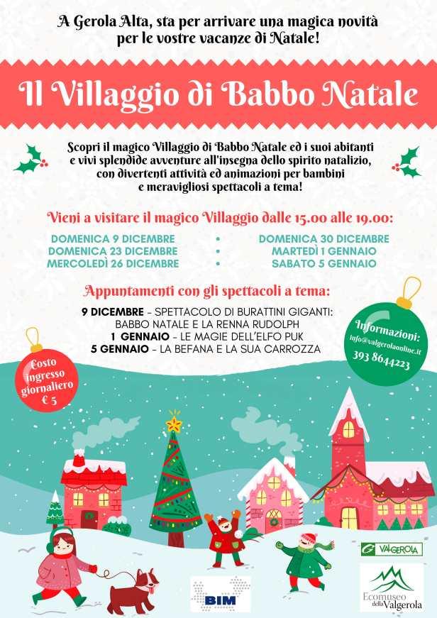Il Villaggiodi Babbo Natale-1